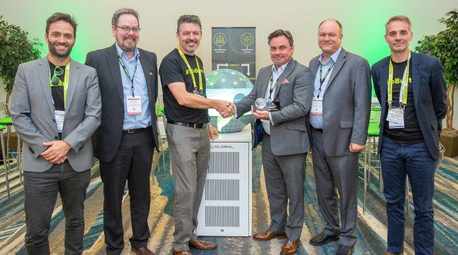Shure Mersive Technologies 2019 AVP Award Winner