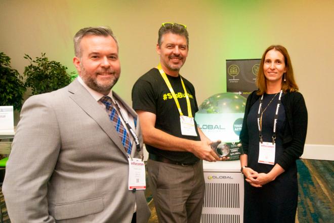 QSC Mersive Technologies 2019 AVP Award Winner