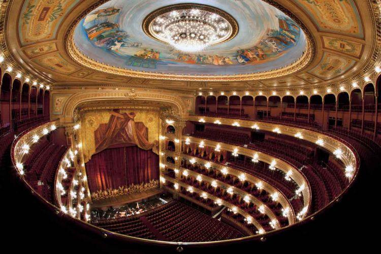 Teatro Colón, Argentina